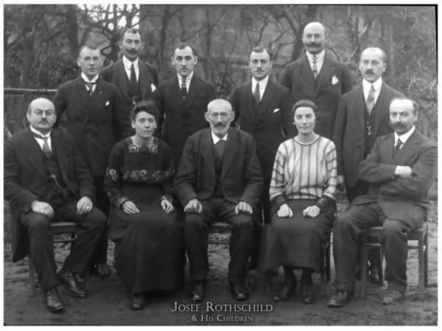 أسطورة عائلة : عائلة روتشيلد