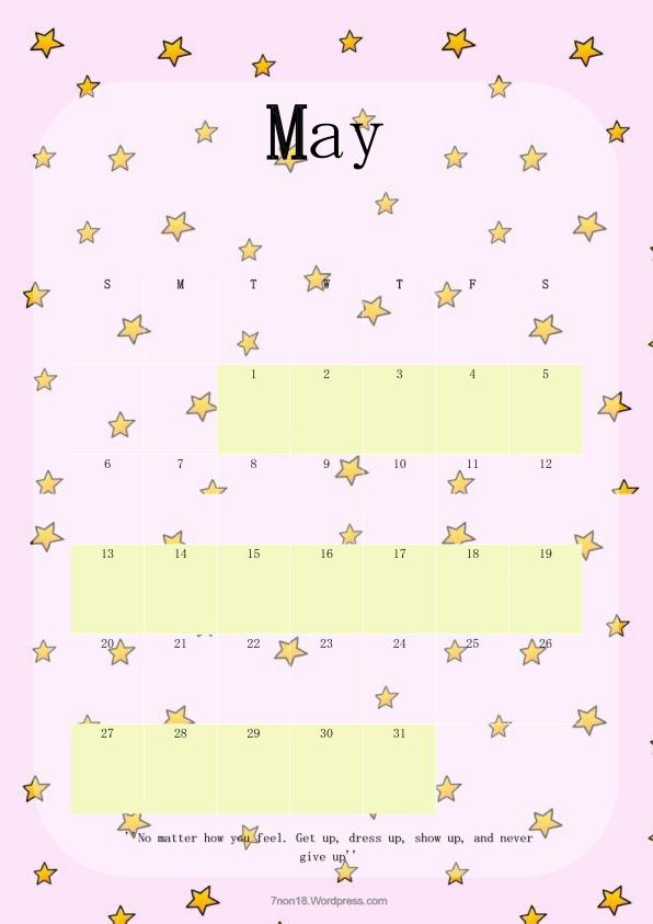 May.7non18.wordpress.com